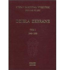 Wyszyński - Dzieła zebrane, tom 1