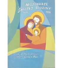 Misjonarzy Świętej Rodziny