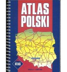 Polska. Atlas drogowy 1:200 000