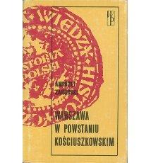 Warszawa w powstaniu kościuszkowskim