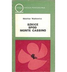 Szkice spod Monte Cassino