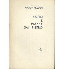 Kartki z Piazza San Pietro