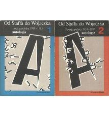 Od Staffa do Wojaczka poezja polska 1939-1985. Antologia
