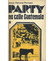 Party na calle Guatemala