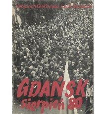 Gdańsk sierpień 80