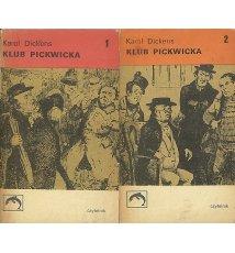 Klub Pickwicka tom 1 i 2