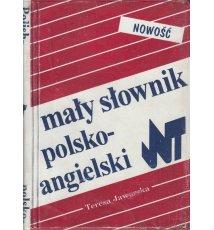 Mały słownik polsko-angielski