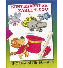 Kunterbunter Zahlen - Zoo