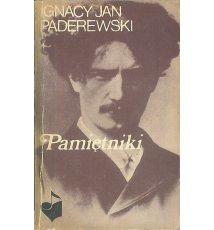 Pamiętniki - Ignacy Jan Paderewski
