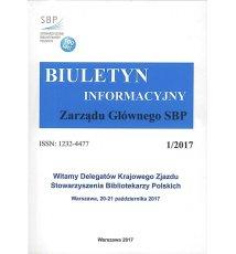 Biuletyn Informacyjny Zarządu Głównego SBP