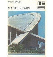 Maciej Nowicki