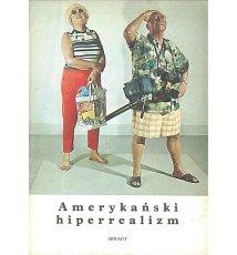 Amerykański hiperrealizm
