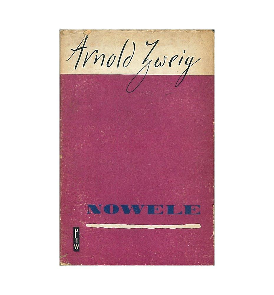 Zweig Arnold - Nowele