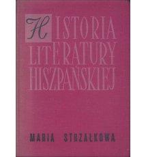 Historia literatury hiszpańskiej. Zarys