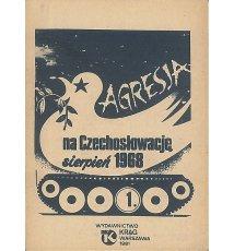Agresja na Czechosłowację sierpień 1968, cz. 1