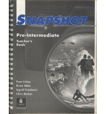 Snapshot Pre-Intermediate Teacher's Book