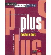 Plus First Certificate Teacher's Book