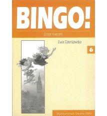 Bingo! 6 Zeszyt ćwiczeń