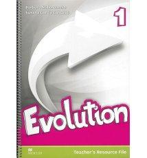 Evolution 1. Teacher's Resource File
