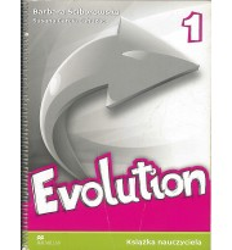 Evolution 1. Książka nauczyciela