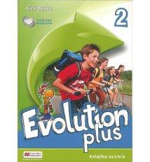 Evolution plus 2. Książka ucznia