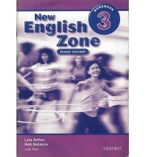 New English Zone. Workbook 3