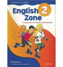 English Zone. Student's Book 2