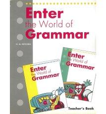 Enter the World of Grammar Book A+B. Teacher's Book