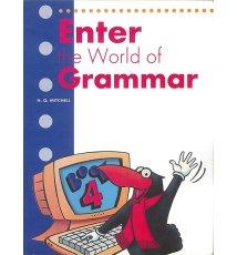 Enter the World of Grammar Book 4