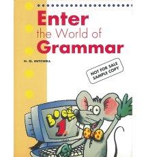 Enter the World of Grammar Book 1