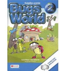 Bugs World 2 Książka ucznia
