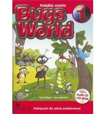 Bugs World 1 Książka ucznia