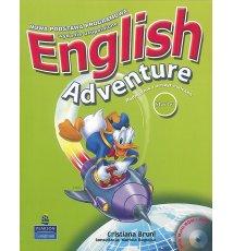 English Adventure Starter. Podręcznik i zeszyt ćwiczeń+CD
