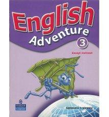 English Adventure 3. Zeszyt ćwiczeń