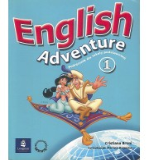 English Adventure 1. Podręcznik