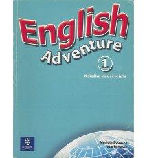 English Adventure 1. Książka nauczyciela