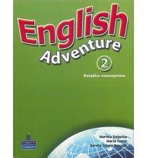 English Adventure 2. Książka nauczyciela