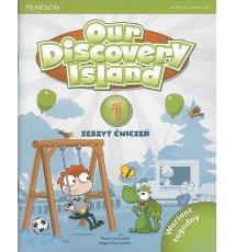 Our Discovery Island 1. Zeszyt ćwiczeń + CD
