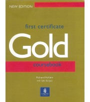 First Certificate Gold Coursbook