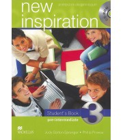 New Inspiration 3 Student's Book + CD