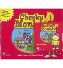 Cheeky Monkey 1 + CD