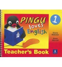 Pingu Loves English 1. Teacher's Book
