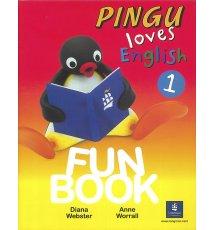Pingu Loves English 1. Fun Book