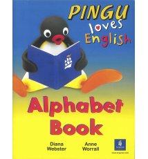 Pingu Loves English. Alphabet Book