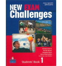 New Exam Challenges 1. Student's Book
