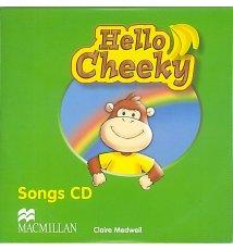 Hello Cheeky. Songs CD