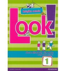 Look! 1 Książka ucznia