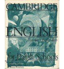 Cambridge English for Polish Schools 2 Teacher's Book
