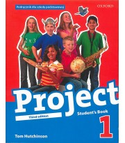 Project 1. Student's Book