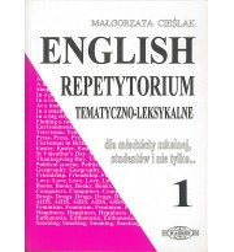 English. Repetytorium tematyczno-leksykalne 1